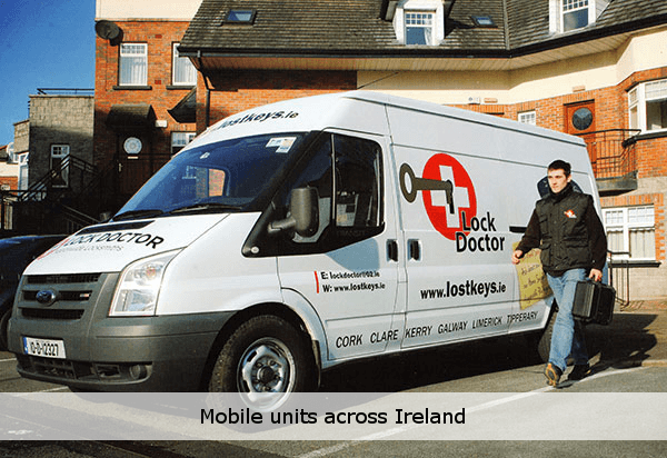 Locksmith in Sligo
